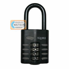 Squire CP1/CP50 All Weather Lock Security Combination Padlock Combi Outdoor
