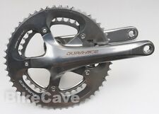 Shimano Dura-Ace FC-7800 Crankset with Chainrings 172.5mm Crank Arms 53/39 130
