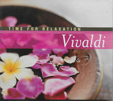 Time For Relaxation - Vivaldi - 2 x CD compilation - 2006 - NEW SEALED
