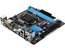 ASRock H97M-ITX/ac LGA 1150 Intel H97 HDMI SATA 6Gb/s USB 3.0 Mini ITX Intel Mot