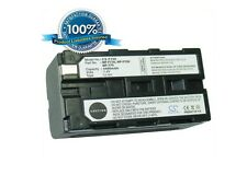 NEW Battery for Sony CCD-SC5 CCD-TR3 CCD-TR918 NP-F730 Li-ion UK Stock