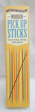 Pick up Sticks - Ginger Fox Retro Games - Traditional Wooden Boxed Set - BNIB