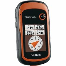 Garmin Etrex 20x GPS Hi-Res Hiking Walking Outdoor Handheld + Worldwide Basemap