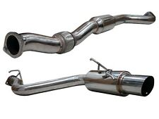 Tsudo Subaru Impreza 2008 2009 2010 WRX and STI Hatchback S2 Cat-Back Exhaust