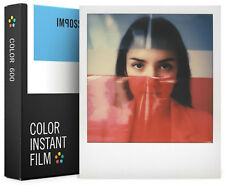 2 x Impossible Project  600 Color Film Pack (8 Shots) For Polaroid Camera