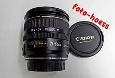 Canon Zoom Lens EF 24-85mm f/3,5-4,5 Ultrasonic