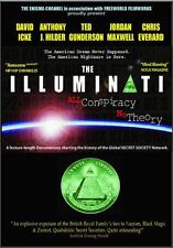 The ILLUMINATI Vol 1 + 2 • All Conspiracy No Theory & Antichrist Documentary DVD