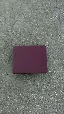 1998-2003 Mercedes E-Class Jack Hole Cover-BORDEAUX RED (BURGUNDY)- RIGHT FRONT