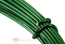 39 Ft. Green Aluminum Craft Wire 12 Gauge Jewelry Making Beading Wrapping