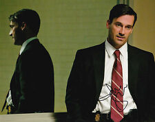 Jon Hamm Signed 8x10 Photo Mad Men The Town Don Draper COA