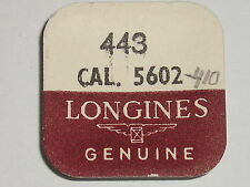Longines 5602 and 410 part 443 set lever