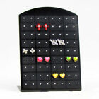 New Design 72 Holes Earrings Jewelry Show Plastic Display Stand Organizer Holder