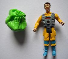 The Real Ghostbusters Screaming Hero Figure Peter Venkman 1988 Kenner Vintage