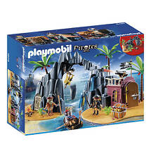 PLAYMOBIL® Pirates - Piraten-Schatzinsel - Playmobil 6679 - NEU