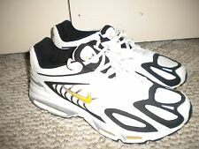 Nike MX Air Triax 2  IR 990810 Black/White/Silver  Running Shoes Size US 8.5