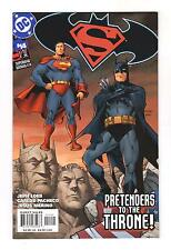 SUPERMAN BATMAN 14 (VF/NM)  I PLEDGE ALLEGIANCE...  (FREE SHIPPING) *
