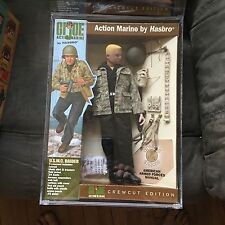 GI JOE DREAMS & VISIONS CREWCUT  ACTION MARINE MINT IN DISPLAY BOX HARD TO FIND