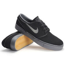 NIKE SB ZOOM STEFAN JANOSKI NB  SZ 9.5  778271 007 black leather skateboard shoe