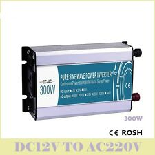 DC12V to AC220V 300W Pure Sine Wave Power Inverter Circuits Off Grid