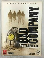 Battlefield: Bad Company Prima Official Game Guide EA 2008