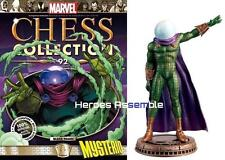 MARVEL CHESS COLLECTION #92 MYSTERIO FIGURINE EAGLEMOSS NEW (90 91)