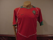 BEAUTIFUL Federacion Royale Marocaine Men's Sz XL Red Nike Jersey, SUPER NICE!