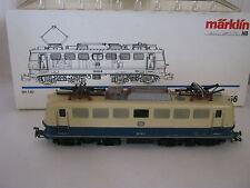 Digital Märklin HO 3156 Elektro - Lok KBtrNr 140 239-5 DB (RG/AX/72S1)
