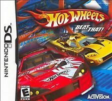 Hot Wheels: Beat That **NEW** (Nintendo DS & 3DS) Video Game