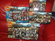 LEGO HOBBIT SERIES 2 COLLECTION 79011,79012,79013,79014 BRAND NEW