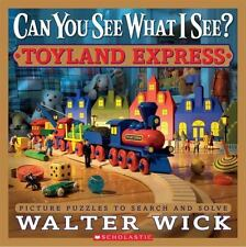 Can You See What I See?: Toyland Express Books