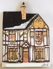 HAZLE CERAMICS ~ A Nation Of Shopkeepers ~ CHRISTMAS CHANTRY ~ 5/80 ~ Boxed