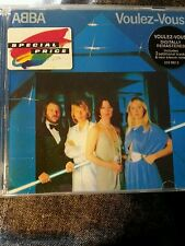 Cd abba voulez-vous digitally Remastered 2 new tracks and new sleeve notes