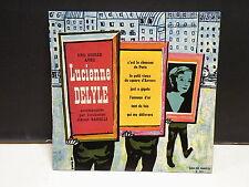 LUCIENNE DELYLE Orch : AIME BARELLI C'est la chanson de Paris .. G311