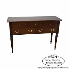 Harden Solid Cherry Traditional Hunt Board or Sideboard