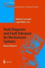 Springer Tracts in Advanced Robotics Ser.: Fault Diagnosis and Fault...