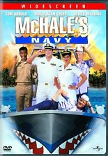 MCHALE'S NAVY New Sealed DVD Tom Arnold Tim Curry