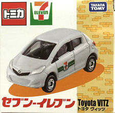 Tomy Tomica Toyota Vitz Japan 7-eleven Convenience Version 1 : 64