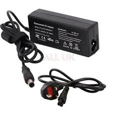 65W AC Adapter Battery Charger for HP Compaq NX6310 NC6320 6910p 8510p Laptop UK
