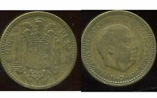 ESPAGNE  1 pesetas 1947       (49)   ( bis )