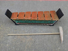 Handmade Percussion Traditional Xylophone Glockenspiels Gamelan from Bali 7 Keys