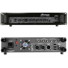 Ampeg SVT7PRO Bass Amplifier 1000 Watts-4Ohm 600w-8Ohm DEMO