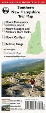 Southern New Hampshire Trail Map : Mount Monadnock (with Historic Features) /...