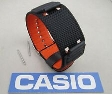 Genuine Casio G-Shock DW-5600B G-353B 16mm watch band Fabric/Canvas 28mm wide