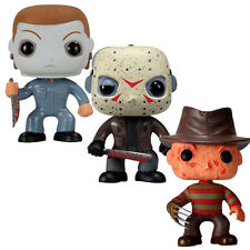 Funko POP! Classic Horror Movies Vinyl Figure Collection Set of 3 Halloween