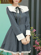 Kawaii Cute One Piece Vintage Lolita Dress