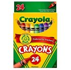 Crayola Crayons - Classic 1 Pack of 24 Count NEW - FREE SHIPPING