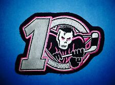 Calgary Hitmen WHL CHL Hockey CCM / Maska 10th Anniversary Shoulder Jersey Patch