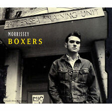Morrissey Boxers [Maxi Single] USA CD