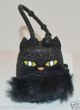 NEW STYLE BATH BODY WORKS BLACK CAT POCKETBAC HOLDER SLEEVE HAND SANITIZER CASE