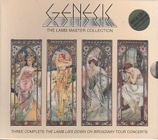"GENESIS ""THE LAMB MASTER COLLECTION"" (6 CD's BOX SET)"